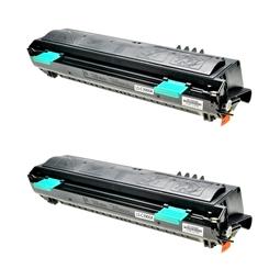 Logic-Seek 2 Toner kompatibel zu HP 00A C3900A HC Schwarz