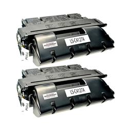 Logic-Seek 2 Toner kompatibel zu HP 27A C4127A HC Schwarz