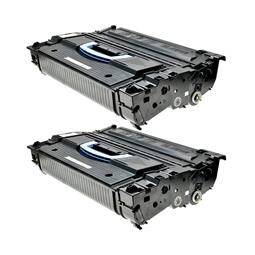 Logic-Seek 2 Toner kompatibel zu HP 43X C8543X HC Schwarz