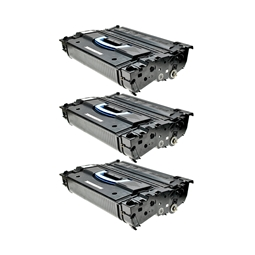 Logic-Seek 3 Toner kompatibel zu HP 43X C8543X HC Schwarz