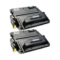 Logic-Seek 2 Toner kompatibel zu HP 38A Q1338A HC Schwarz