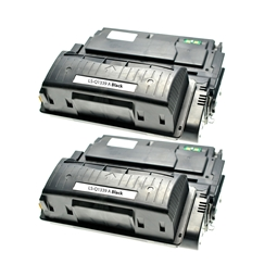 Logic-Seek 2 Toner kompatibel zu HP 39A Q1339A HC Schwarz