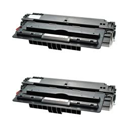 Logic-Seek 2 Toner kompatibel zu HP 16A Q7516A HC Schwarz