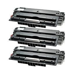Logic-Seek 3 Toner kompatibel zu HP 16A Q7516A HC Schwarz
