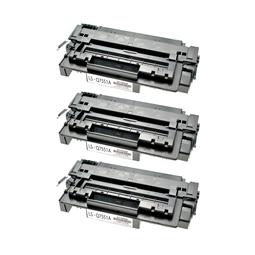 Logic-Seek 3 Toner kompatibel zu HP 51A Q7551A HC Schwarz