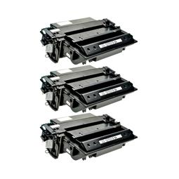 Logic-Seek 3 Toner kompatibel zu HP 51X Q7551X HC Schwarz