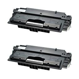 Logic-Seek 2 Toner kompatibel zu HP 70A Q7570A HC Schwarz