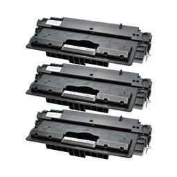 Logic-Seek 3 Toner kompatibel zu HP 70A Q7570A HC Schwarz