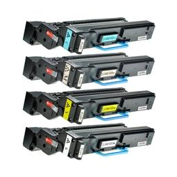 Logic-Seek 4 Toner kompatibel zu Konica Minolta 5440 5450 HC