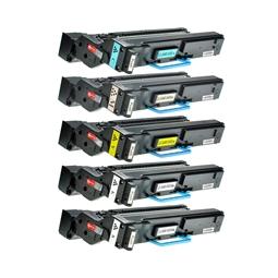 Logic-Seek 5 Toner kompatibel zu Konica Minolta 5440 5450 HC