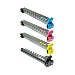 Logic-Seek 4 Toner kompatibel zu Konica Minolta 7450 HC