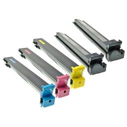Logic-Seek 5 Toner kompatibel zu Konica TN-210 Bizhub HC