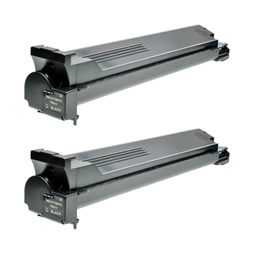 Logic-Seek 2 Toner kompatibel zu Konica Bizhub TN-213K A0D7152 HC Schwarz