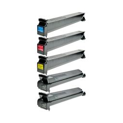 Logic-Seek 5 Toner kompatibel zu Konica TN-213 Bizhub HC