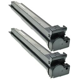 Logic-Seek 2 Toner kompatibel zu Konica Bizhub TN-214K A0D7154 HC Schwarz