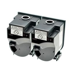Logic-Seek 2 Toner kompatibel zu Konica Bizhub TN-310K 4053-403 HC Schwarz