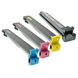 Logic-Seek 4 Toner kompatibel zu Konica TN-312 Bizhub HC