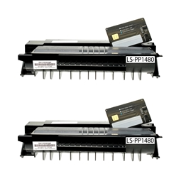 Logic-Seek 2 Toner kompatibel zu Konica Minolta PagePro 1480W 996-7000-877 HC Schwarz