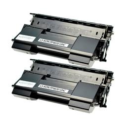 Logic-Seek 2 Toner kompatibel zu Konica PagePro 4650 XL A0FN022 UHC Schwarz