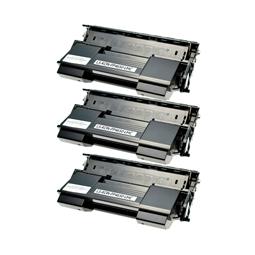 Logic-Seek 3 Toner kompatibel zu Konica PagePro 4650 XL A0FN022 UHC Schwarz