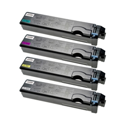 Logic-Seek 4 Toner kompatibel zu Kyocera TK-500 HC