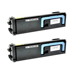 Logic-Seek 2 Toner kompatibel zu Kyocera TK-540K 1T02HL0EU0 UHC Schwarz