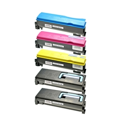 Logic-Seek 5 Toner kompatibel zu Kyocera TK-570 HC