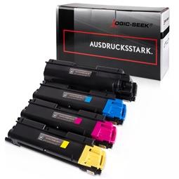 Logic-Seek 4 Toner kompatibel zu Kyocera TK-580 XL UHC