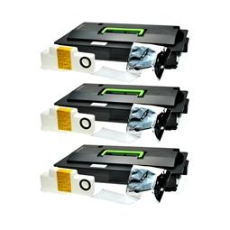 Logic-Seek 3 Toner kompatibel zu Kyocera KM 2530 5PLPXLMAPKX 370AB000 HC Schwarz