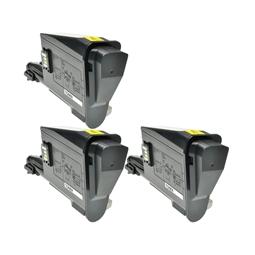 Logic-Seek 3 Toner kompatibel zu Kyocera TK-1125 1T02M70NL0 HC Schwarz