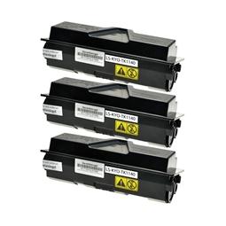 Logic-Seek 3 Toner kompatibel zu Kyocera TK-1140 1T02ML0NL0 HC Schwarz