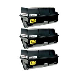 Logic-Seek 3 Toner kompatibel zu Kyocera TK-330 1T02GA0EU0 HC Schwarz