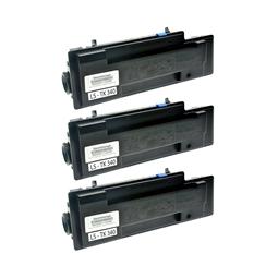 Logic-Seek 3 Toner kompatibel zu Kyocera TK-340 1T02J00EU0 HC Schwarz