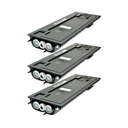 Logic-Seek 3 Toner kompatibel zu Kyocera TK-410 370AM010 HC Schwarz