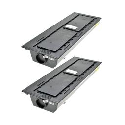 Logic-Seek 2 Toner kompatibel zu Kyocera TK-435 1T02KH0NL0 HC Schwarz