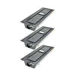 Logic-Seek 3 Toner kompatibel zu Kyocera TK-435 1T02KH0NL0 HC Schwarz