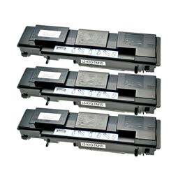 Logic-Seek 3 Toner kompatibel zu Kyocera TK-450 1T02J50EU0 HC Schwarz