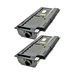 Logic-Seek 2 Toner kompatibel zu Kyocera TK-475 1T02K30NL0 HC Schwarz