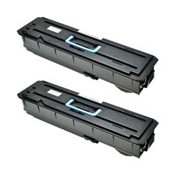 Logic-Seek 2 Toner kompatibel zu Kyocera TK-655 1T02FB0EU0 HC Schwarz