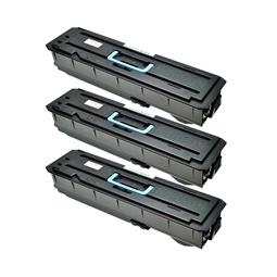 Logic-Seek 3 Toner kompatibel zu Kyocera TK-655 1T02FB0EU0 HC Schwarz