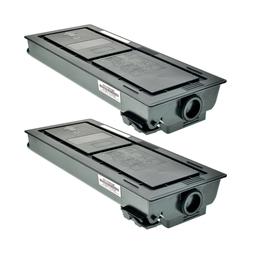 Logic-Seek 2 Toner kompatibel zu Kyocera TK-675 1T02H00EU0 HC Schwarz