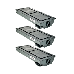 Logic-Seek 3 Toner kompatibel zu Kyocera TK-675 1T02H00EU0 HC Schwarz