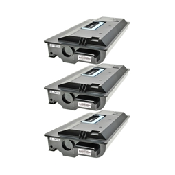 Logic-Seek 3 Toner kompatibel zu Kyocera TK-715 1T02GR0EU0 HC Schwarz
