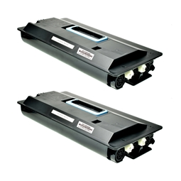 Logic-Seek 2 Toner kompatibel zu Kyocera TK-725 1T02KR0NL0 HC Schwarz