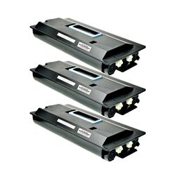 Logic-Seek 3 Toner kompatibel zu Kyocera TK-725 1T02KR0NL0 HC Schwarz