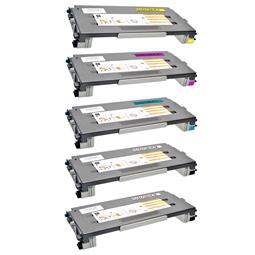 Logic-Seek 5 Toner kompatibel zu Lexmark C500 HC