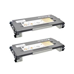Logic-Seek 2 Toner kompatibel zu Lexmark C500 C500H2KG HC Schwarz