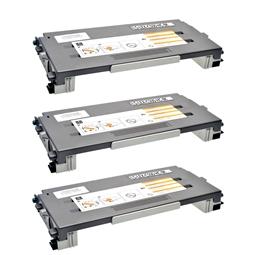 Logic-Seek 3 Toner kompatibel zu Lexmark C500 C500H2KG HC Schwarz