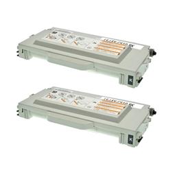 Logic-Seek 2 Toner kompatibel zu Lexmark C510 20K1403 HC Schwarz