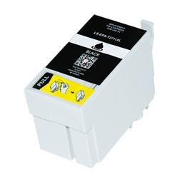 Logic-Seek  Tintenpatrone kompatibel zu Epson Stylus WF3620 27XL C13T27114010 XL Schwarz